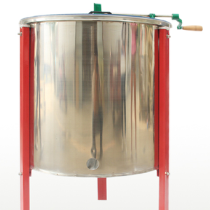 2018 Stainless steel or hot sale electric honey extractor for producing honey