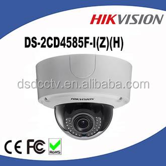 Ds-2cd4585f-i(z)(h) Hikvision 4k Smart Outdoor Dome Camera ...