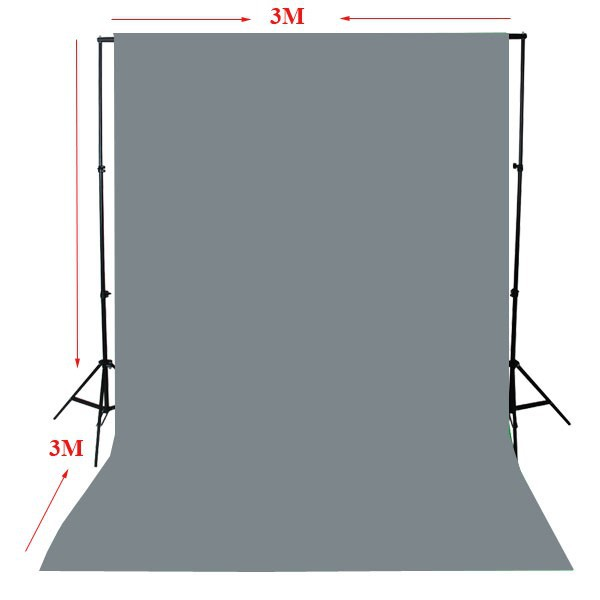 3x3M 10*10ftMost Popular Green Screen/Chromakey Backdrop 6x9 Muslin Video Photo Background
