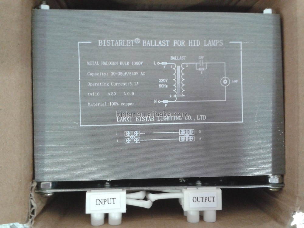 2000w Gear Boxes Stabilizer For Mh Metal Halide Fishing Light ...