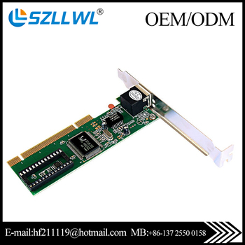 driver silan rtl8139d fast ethernet adapter pci
