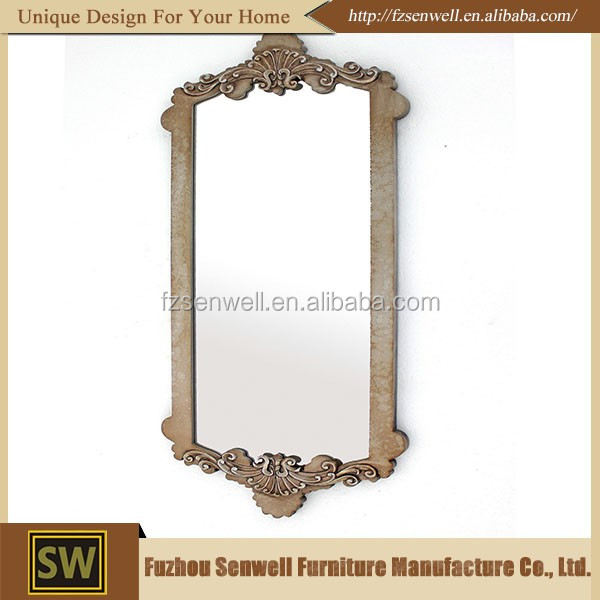 2016 High Quality Old Fashioned Style Mirror