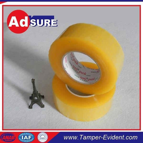 Clear Packing Tape/seal king bag sealing tape/seam sealing tape for fabric