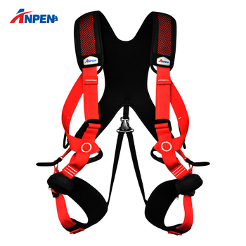 Anpen Full Safety Harness With Comfortable Shoulder Mesh For ...