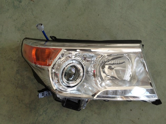 car body parts auto accessory car spare part headlamp headlight for TOYOTA land cruiser FJ200 LC200 2012 2013 2014 2015