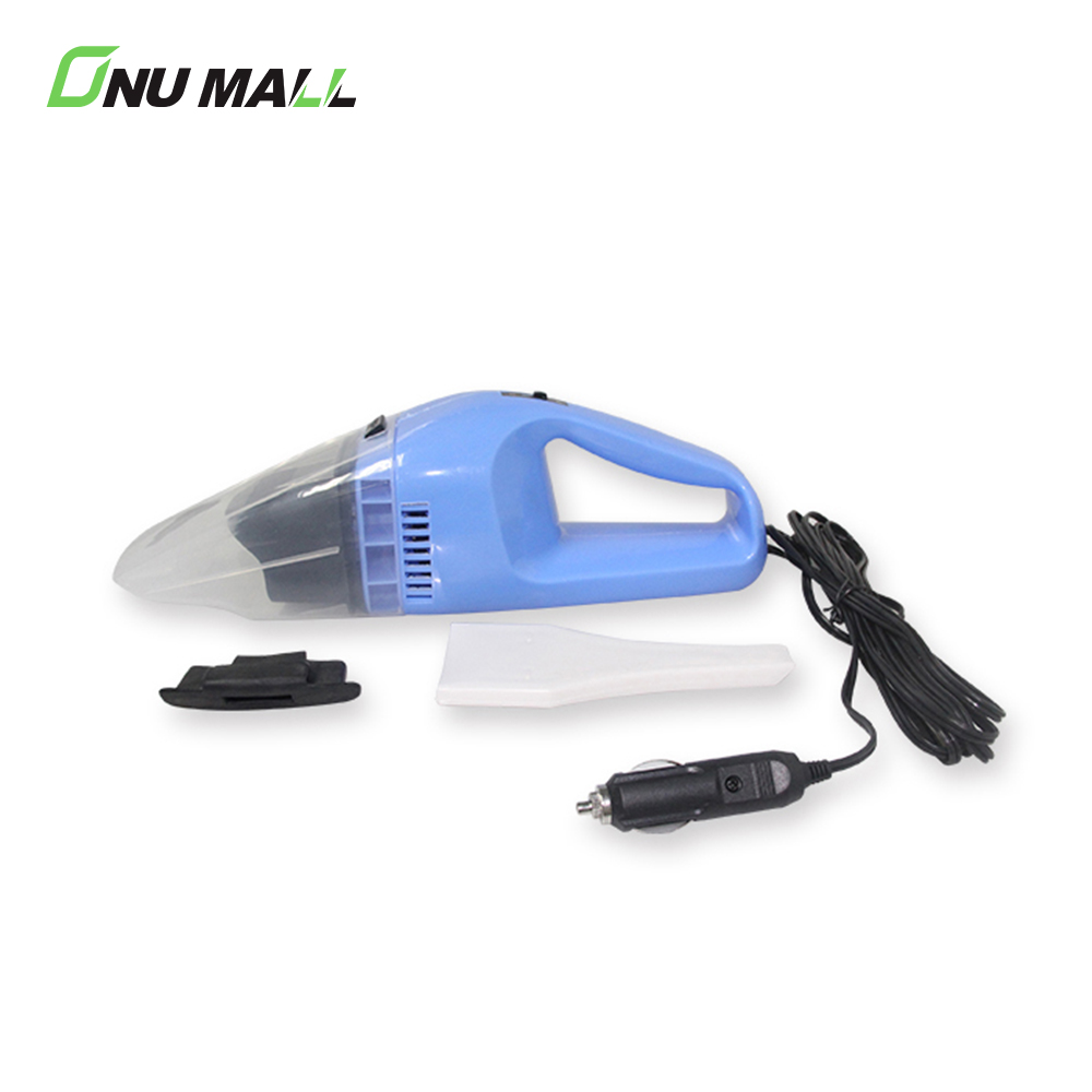 New DC-12V 100W Portable Handheld Mini Dry Wet Car Seat Vacuum Cleaner