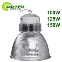UL CUL CE FCC IP 65 High Bays Lighting Parkinglot L E D Parking Lot Lights 125W LED Warehouse Fixture for Projects