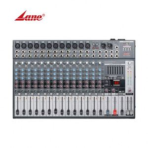 PMX-160DSP Lane Tank Top Install Mixer