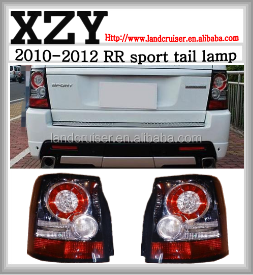Autobiography limited deition style tail light for 2006 RR sport,rr sport tail lamp