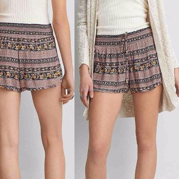 219440c28b Pantalones Cortos De Verano De Las Mujeres De La Moda De Las Mujeres ...