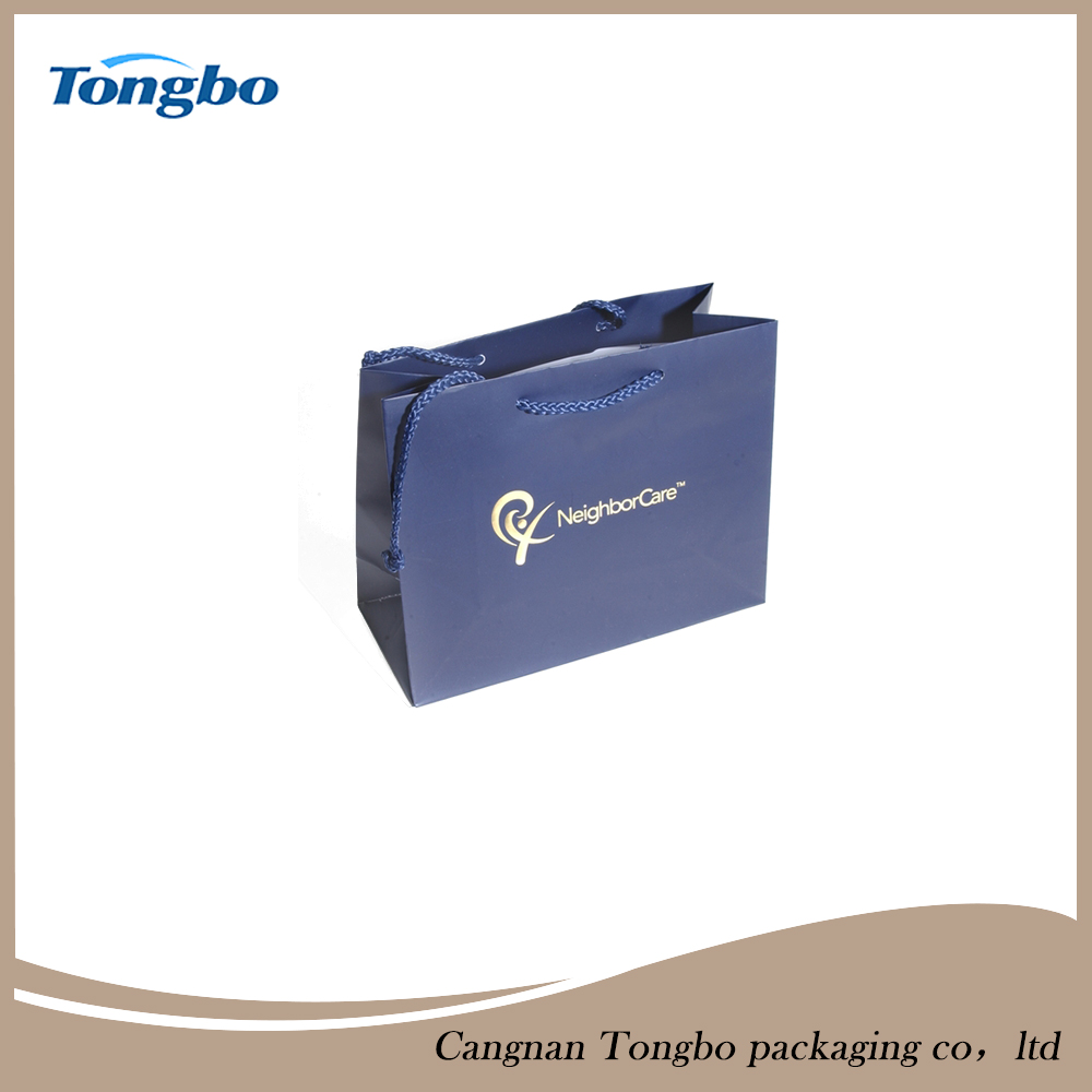 Wholesale China Factory Unique Design Paper Bag