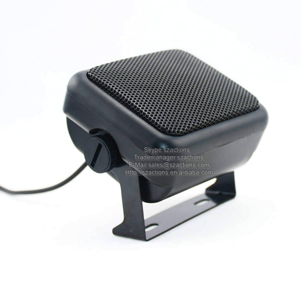 Professional External Cb Car Speaker Truck Loudspeaker With 3.5mm ...