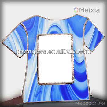 Mx020039-8 Tiffany Style Funny T-shirt Stained Glass Bulk Picture ...