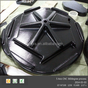 vacuum form ford ecosport tire cover