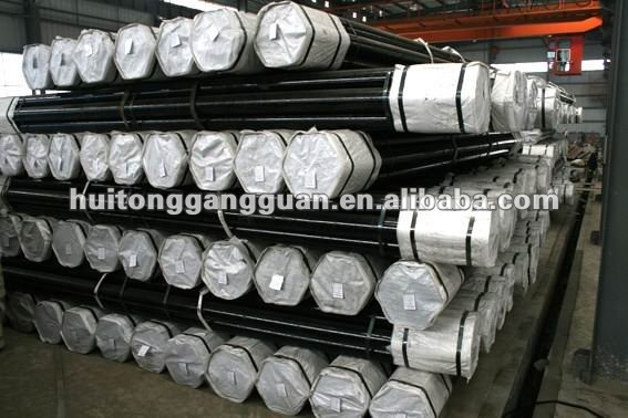 ASTM A252 welded and large diameter seamless steel tubes