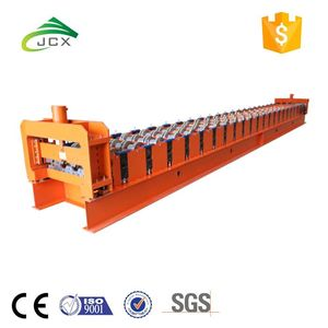 Used Building Floor Decking Roll Forming Machine Metal Roofing Sheet Decking Making Machinery For Sale