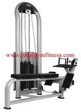 Body Sculpture Fitness Equipment Seated Horizontal Pully Weight Stack Pin