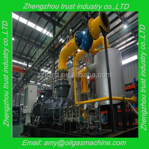 natural gas compressor for cng mother station