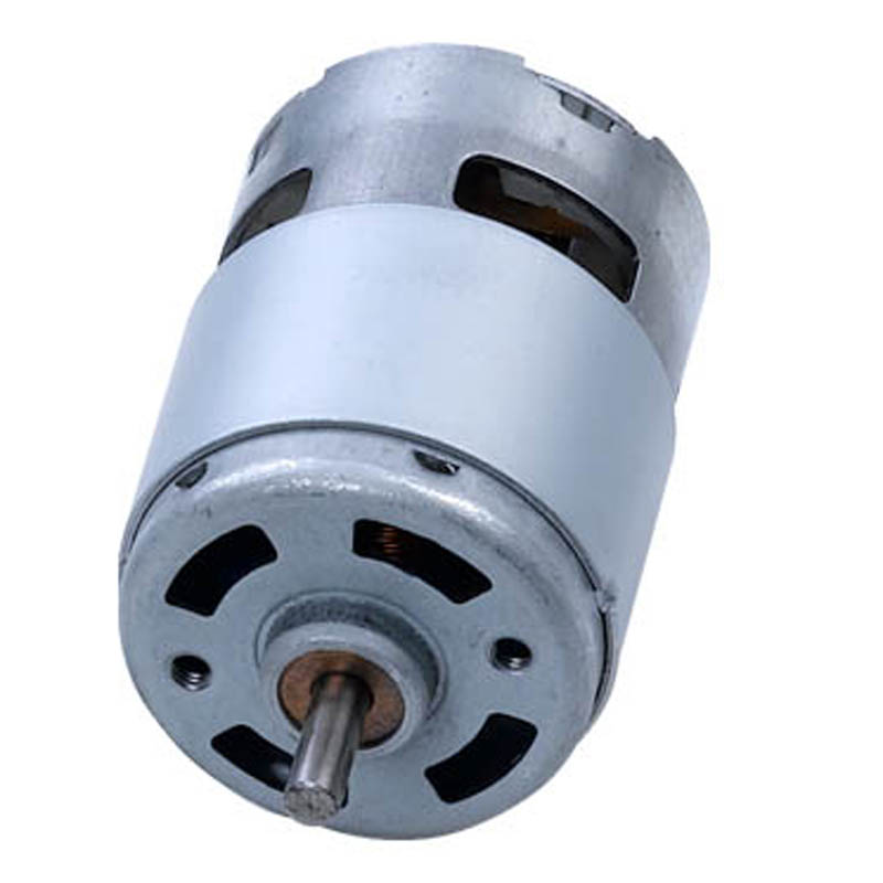 12V Micro RS 755 Small Electric Motor Brushed DC Motor For Massagers