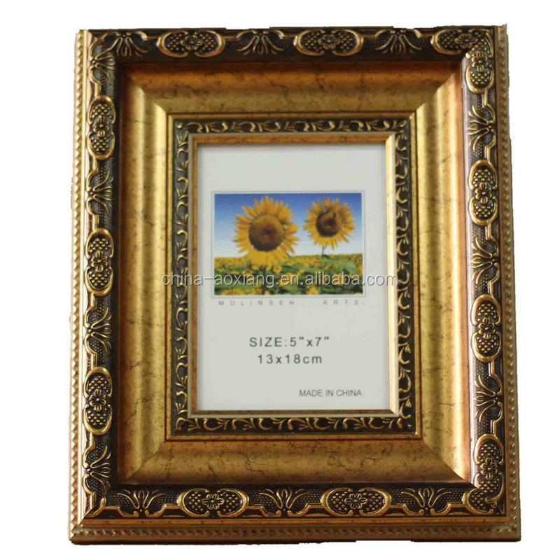 Hot Craft China Manufacturer PS Photo Frame - Antique & Retro Style