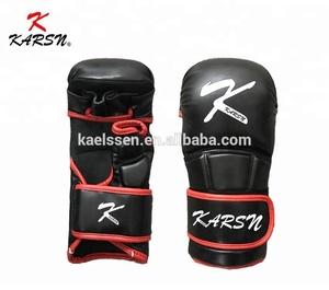 Training MMA Gloves boxing gloves professional custom printing gloves