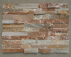 Bisque ledge stone wall panel 15x60