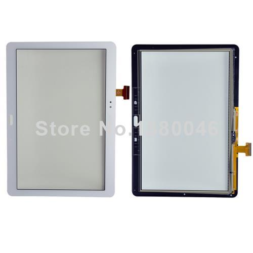 100% Guarantee Original Touch Screen For Samsung Galaxy Tab 3 10.1 P5200 P5210 Digitizer White&Black