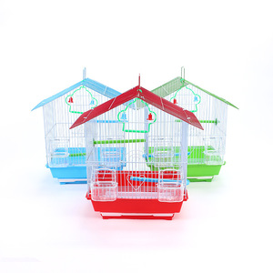 Chinese Ebay Hot Cheap Iron Portable Canary Bird Cage From Manufacture