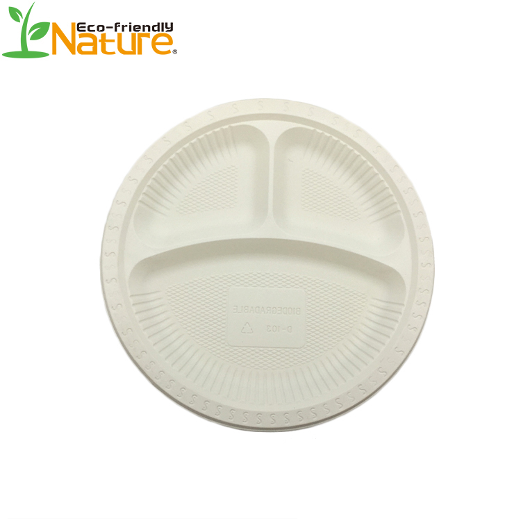 China Biodegradable Plates Fda, China Biodegradable Plates