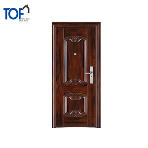 Useful hot sale good quality steel back door for house