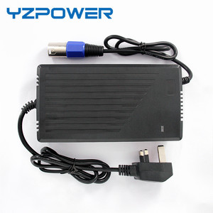 25.2V 7A 6-cell Universal Lithium external battery charger intelligible series for Power Tools with Fan