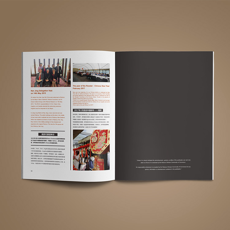 custom marketing business magazines flyers brochure booklet catalogue printing service