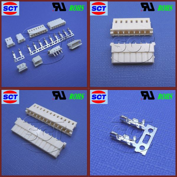 Brand connector Molex,JST,TYCO,JAE,HIROSE,DUPONT ECT f double male f connector