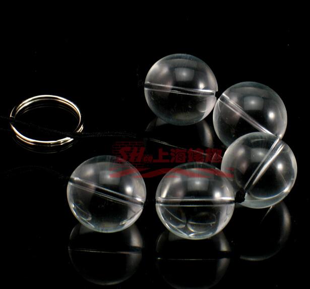 Glass Anal Beads 109