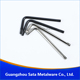 Anti Theft Tamper Proof Security Torx key Wrench made in china HQ Tools hardware/tox key wrench screwdriver