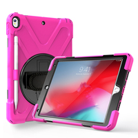 Factory Price Wholesale Rugged Dustproof Case For iPad pro 10.5 armour Cover