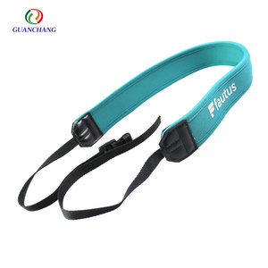 Quality Chinese products neoprene shoulder neck belt nylon cartoon dye sublimation camera strap for cameras