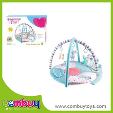 New Product funny cotton multi-function baby play mat