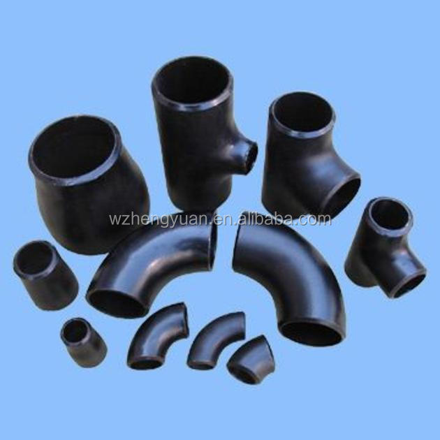 forged butt welded a 105 Pipe Fitting wpb a234 steel pipe fittings/thread pipe fittings astm a 105