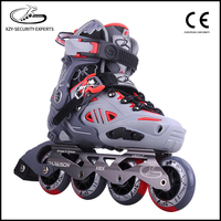 Different Size PU Wheel ABEC-7 Bearing Roller Skate Price
