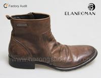 Fashion Vintage Leather Hunter Boots Men For Outdoor - Buy Hunter ...