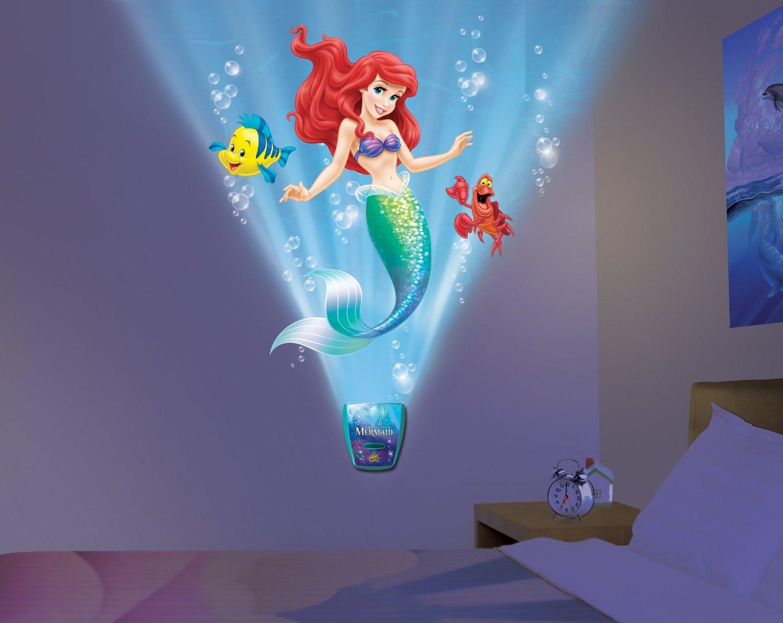Little Mermaid Bedroom Accessories - Bedroom