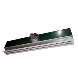 Huixi HVAC Aluminium Linear Slot Diffuser air grill with Plenum Box