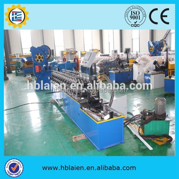 High speed angle/corner bead making machine/bead making machinery