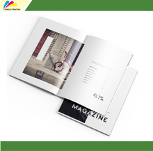 2017 most popular Catalog Brochure Printing with certificate
