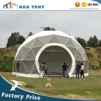 Miglior prezzo cupola geodetica cina a basso costo case for Costo case prefabbricate