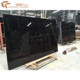 High Quality Black Cemetery Marble Slab For Home Decoration