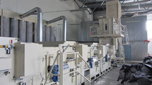 Textile Waste Recycling Line