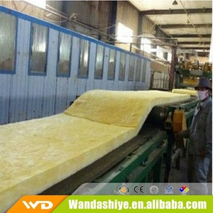 Glass wool insulation 150mm thickness