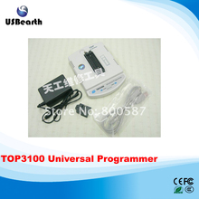 High quality !!! NEW TOP TOP3100 Universal Programmer for Windows7/Vista/Xp 32bits MCU PIC AVR 51,hot sale!